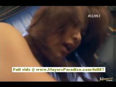 Yua Aida lovely asian gets...